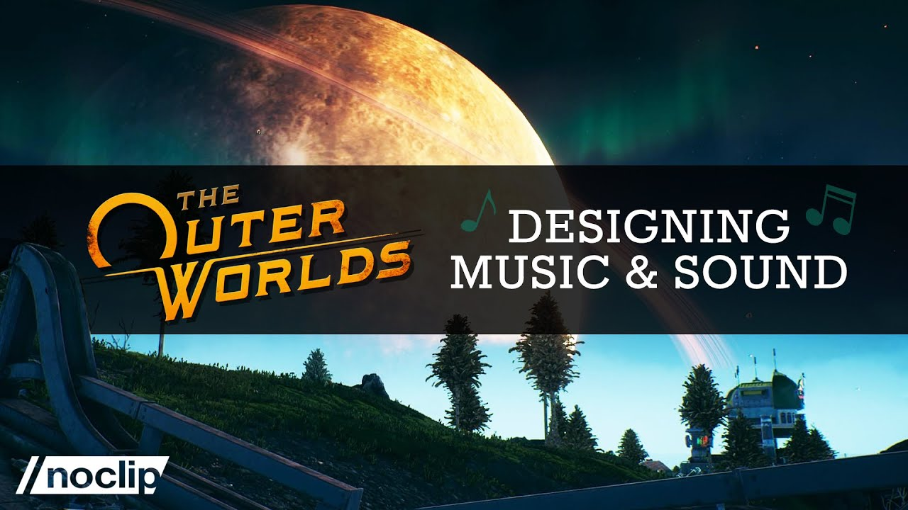 Outer Worlds sound