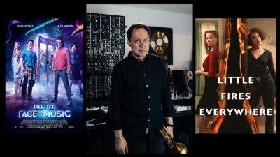 Working in Sound Composer Mark Isham