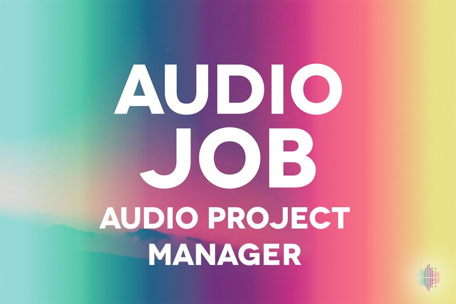 Audio Project Manager