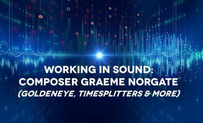 Game audio composer Graeme Norgate interview