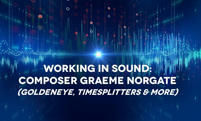 Game audio composer Graeme Norgate interview