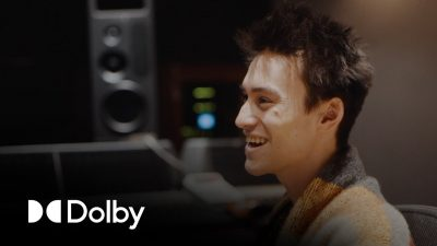 Jacob Collier Dolby music composer