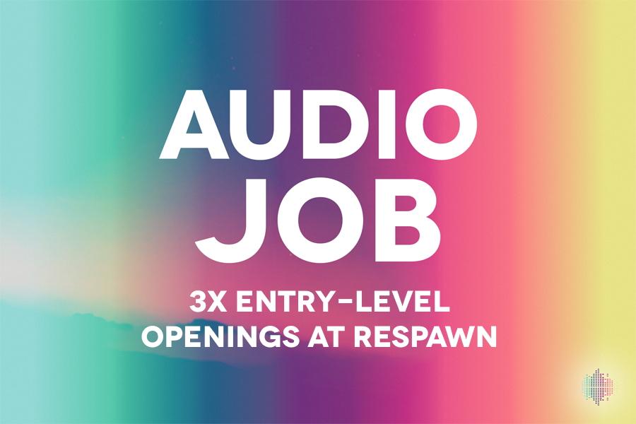 Entry Level Audio Jobs