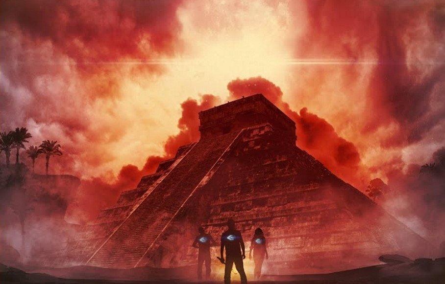 Tikal VR Score